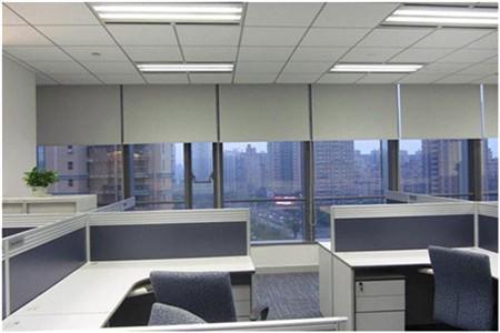 辦公室窗簾定做的顏色?辦公室窗簾搭配技巧?