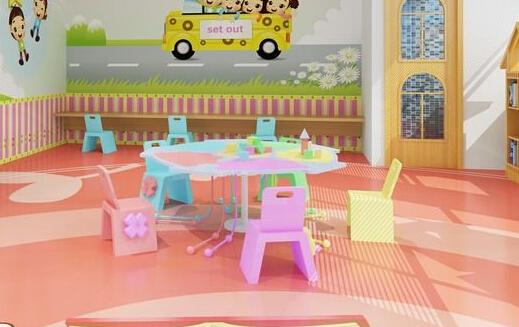 幼兒園室內設計桌椅尺寸?幼兒園桌椅如何選購?