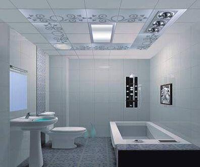 卫生间吊顶怎么弄 卫生间吊顶哪种材料好