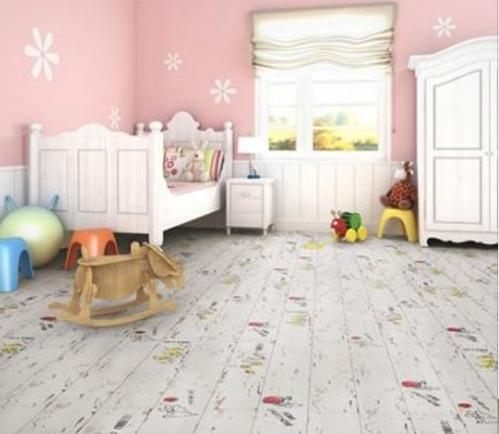 儿童房地板怎么选 实木地板是儿童房理想地板吗?